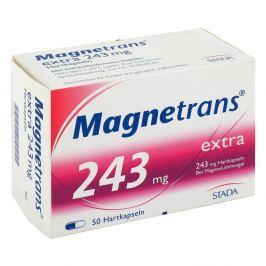 Magnetrans extra 243 mg Kapseln Witaminy, minerały, suplementy diety