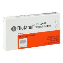 Biofanal Vaginaltabl.