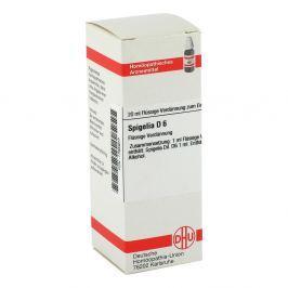 Spigelia D 6 Dil. Medycyna naturalna