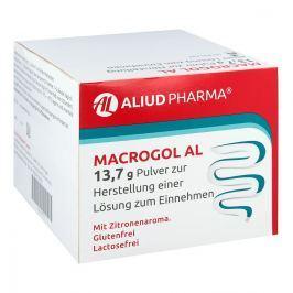 Macrogol Al 13,7 g Pul.z.hers.e.lsg.z.einnehmen Żołądek i jelita