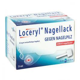 Loceryl Nagellack lakier przeciwgrzybiczny do paznokci Pielęgnacja dłoni