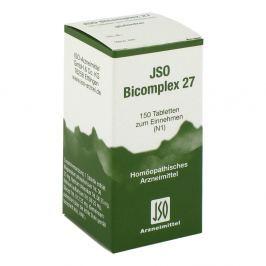 Jso Bicomplex Heilmittel Nr. 27 Medycyna naturalna