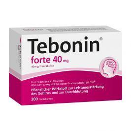 Tebonin forte 40 mg Filmtabl. Medycyna naturalna