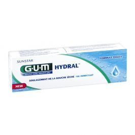 Gum Hydral Feuchtigkeitsgel Pielęgnacja zębów i jamy ustnej