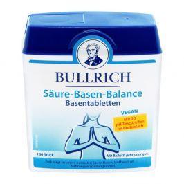 Bullrich Säure-Basen rónowaga kwasowo-zasadowa tabletki Witaminy, minerały, suplementy diety