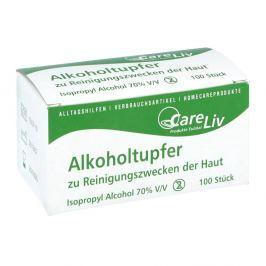 Alkoholtupfer 3x6cm steril Apteczki i materiały opatrunkowe