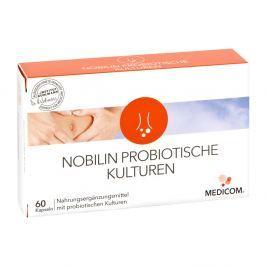 Nobilin Probiotische Kulturen Kapseln Żołądek i jelita