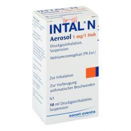 Intal N Dos.-aerosol Przeziębienie i grypa