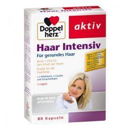 Doppelherz Haar Intensiv kapsułki dla zdrowych włosów