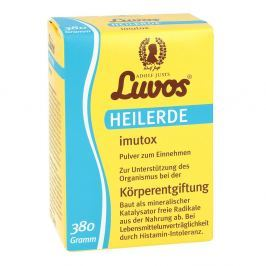 Luvos Heilerde imutox Pulver Odchudzanie