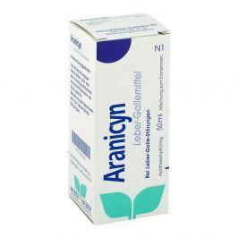 Aranicyn Leber Gallemittel Tropfen Medycyna naturalna