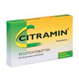 Citramin tabletki na gardło