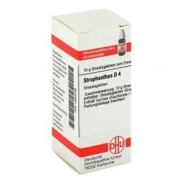 Strophanthus D4 globulki  Medycyna naturalna