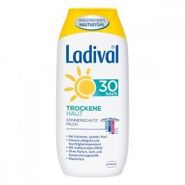 Ladival mleczko ochronne do skóry suchej SPF30+ Opalanie