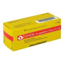 Chol Kugeletten Mono 10 mg Tabl.ueberzogen Żołądek i jelita