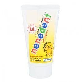 Nenedent pasta do zebów dla dzieci z fluorkiem tubka stojąca