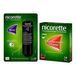 Nicorette Kombi-Therapie