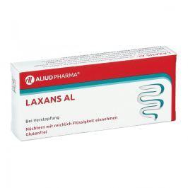 Laxans Al magensaftresistente überzogene Tabletten Żołądek i jelita