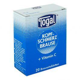 Togal Kopfschmerz-brause + Vit. C Brausetabl.