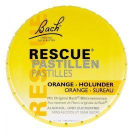 Bach Original Rescue pastylki pomarańczowe