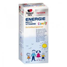 Doppelherz Energie family system flüssig Witaminy, minerały, suplementy diety