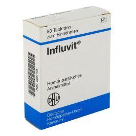 Influvit Tabl. Medycyna naturalna