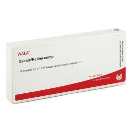Secale Retina Comp. Amp. Medycyna naturalna