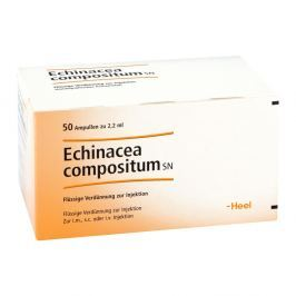Echinacea Compositum Sn ampułki Medycyna naturalna