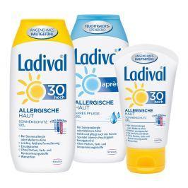 Ladival zestaw dla skóry alergicznej  Opalanie