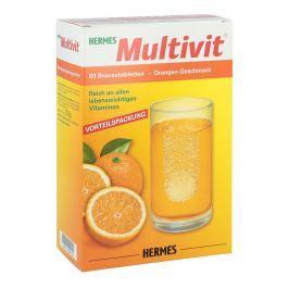 Hermes Multivit tabletki musujące Witaminy, minerały, suplementy diety
