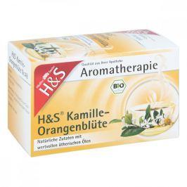 H&s Bio Kamille-orangenblüte Aromather.filterbeut. Medycyna naturalna