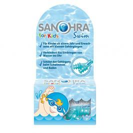 Sanohra Swim wodoodporne stopery do uszu dla dzieci