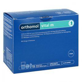 Orthomol Vital M proszek+kapsułki Witaminy, minerały, suplementy diety