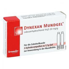 Dynexan Mundgel Zylinderampullen