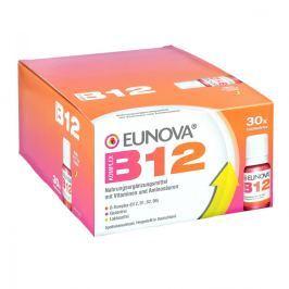 Eunova B12 Komplex buteleczki do picia  Witaminy, minerały, suplementy diety
