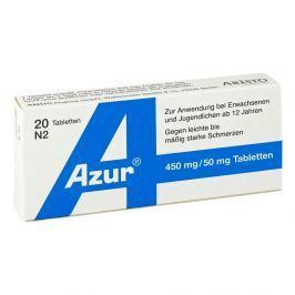 Azur Tabl. Środki przeciwbólowe