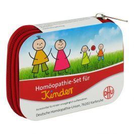 Homoeopathie Set f.Kinder Globuli
