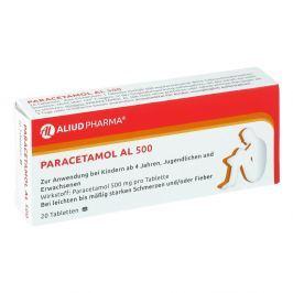 Paracetamol Al 500 Tabl.