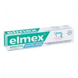 Elmex Sensitive Sanftes Weiss pasta do zębów Pielęgnacja zębów i jamy ustnej