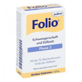 Folio 2 jodfrei Filmtabletten Witaminy, minerały, suplementy diety