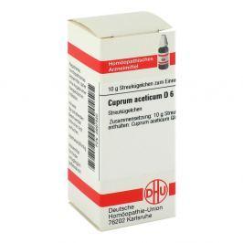 Cuprum Aceticum D 6 Globuli Medycyna naturalna