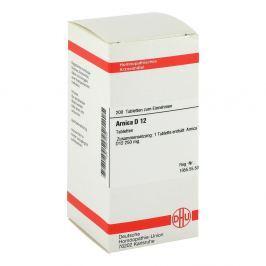 Arnica D 12 Tabl. Medycyna naturalna