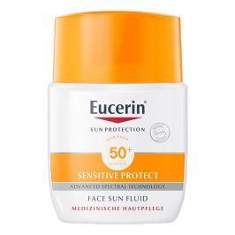 Eucerin Sun ochronny fluid matujący Lsf 50+ Opalanie