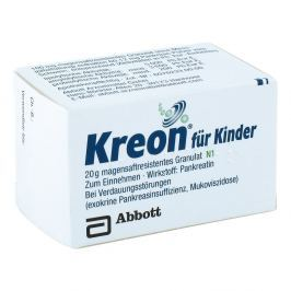 Kreon fuer Kinder Granulat