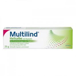 Multilind Heilsalbe m.Nystatin Skóra