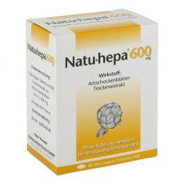 Natu Hepa 600 mg ueberzogene Tabl.