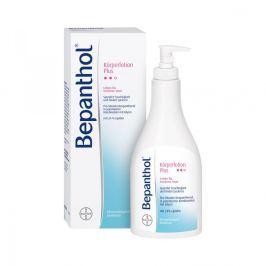 Bepanthol Plus balsam do ciała butelka z dozownikiem