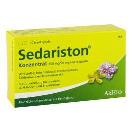Sedariston Konzentrat Kapseln Apteczki i materiały opatrunkowe
