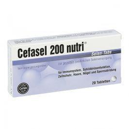 Cefasel 200 nutri Selen tabletki