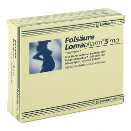Folsaeure Lomapharm 5 mg Tabl.